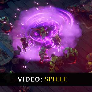 The Dungeon Of Naheulbeuk The Amulet Of Chaos Video zum Gameplay