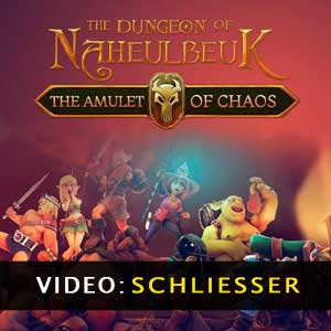 The Dungeon Of Naheulbeuk The Amulet Of Chaos Trailer-Video