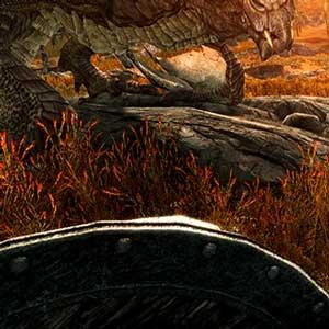 Kämpfen uralte Drachen