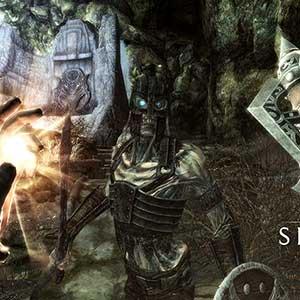 The Elder Scrolls 5 Skyrim VR - Untoter Krieger