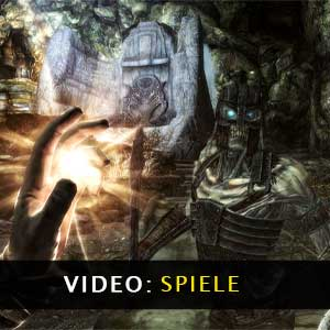 The Elder Scrolls 5 Skyrim VR Gameplay Video