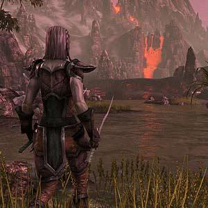 The Elder Scrolls Online Gameplay
