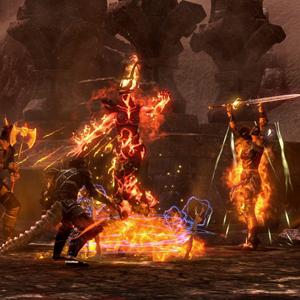 The Elder Scrolls Online Xbox One Kampf