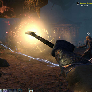 The Elder Scrolls Online PS4 Schlacht