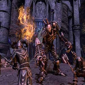 The Elder Scrolls Online Xbox One Fight