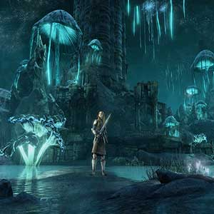 The Elder Scrolls Online Greymoor - Schneegestreifte Region