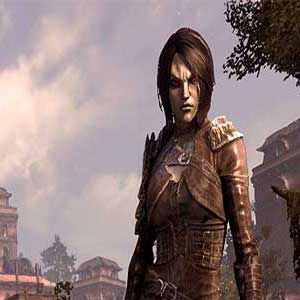The Elder Scrolls Online Morrowind Stadt
