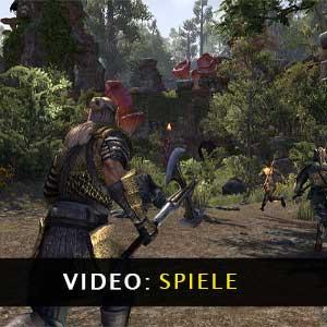 The Elder Scrolls Online Morrowind Gameplay-Video