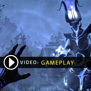 The Elder Scrolls Online Morrowind Gameplay Video