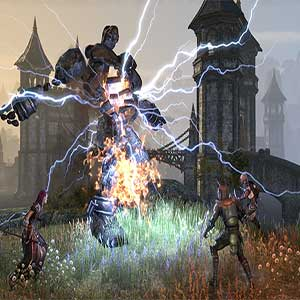 The Elder Scrolls Online Kampf</span>