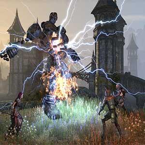 The Elder Scrolls Online Schlacht