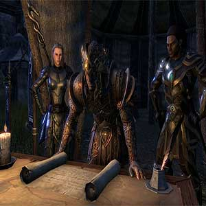 The Elder Scrolls Online RPG