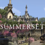 Mach eine Tour auf Summerset Island in The Elder Scrolls Online's Neuestem Trailer