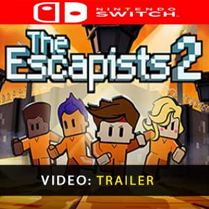 Kaufe The Escapists 2 Nintendo Switch Preisvergleich