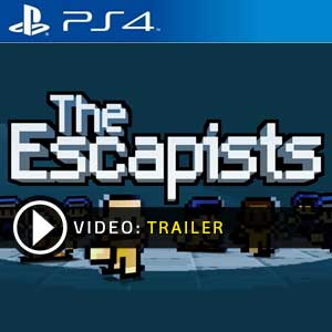 The Escapists PS4 Digital Download und Box Edition