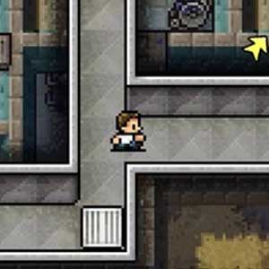 The Escapists The Walking Dead PS4 Gehen