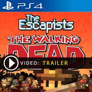 The Escapists The Walking PS4 Digital Download und Box Edition