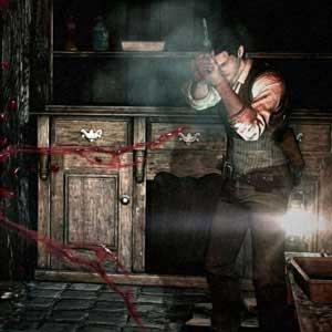 The Evil Within Xbox One Headshot