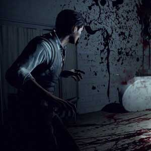 The Evil Within PS4 Dead Zombie