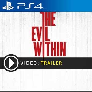 The Evil Within PS4 Prices Digital or Physical Edition