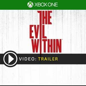 The Evil Within Xbox One Digital Download und Box Edition