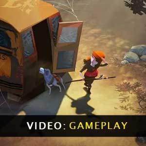 The Flame in the Flood Gameplay Video