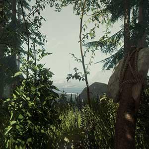 The Forest Geschmiedete Axt