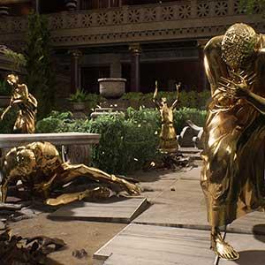 The Forgotten City Goldene Statuen