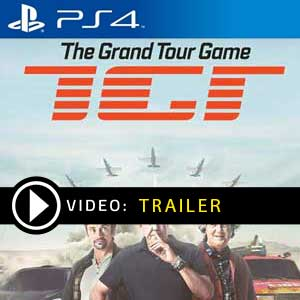 The Grand Tour Game PS4 Digital Download und Box Edition