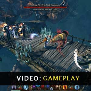The Incredible Adventures of Van Helsing 3 Gameplay Video