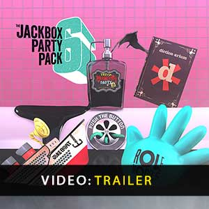 Buy The Jackbox Party Pack 6 CD Key Compare Prices