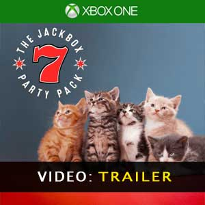 The Jackbox Party Pack 7 Trailer-Video