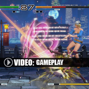 The King of Fighters 14 Video Gameplay