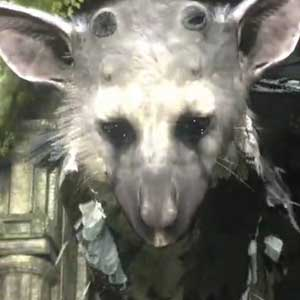The Last Guardian PS4 Riesen Creature