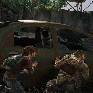 The Last of Us Remastered PS4 Befragung