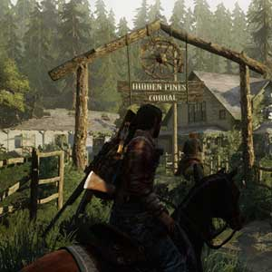 The Last of Us Remastered PS4 versteckte Pines