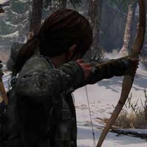 The Last of Us Remastered PS4 Pfeil