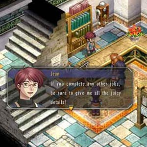 The Legend of Heroes Trails in the Sky Streben
