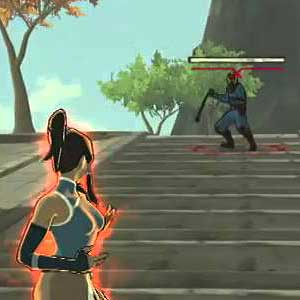 The Legend of Korra Attacke