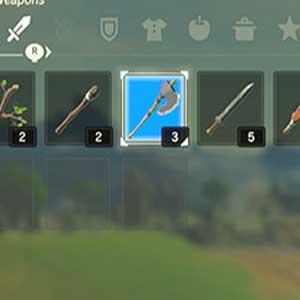 Waffen Bestand