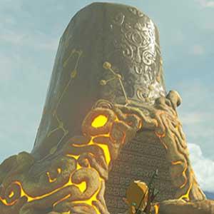 The Legend of Zelda Breath of the Wild - Schrein