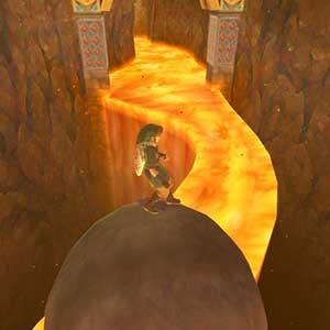 The Legend of Zelda Skyward Sword HD Nintendo Switch Erde-Tempel