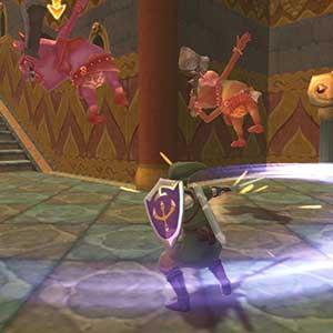 The Legend of Zelda Skyward Sword HD Nintendo Switch Bokoblin