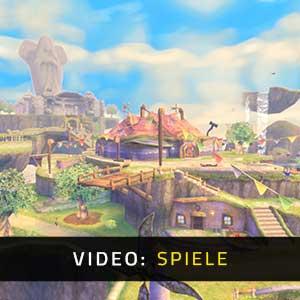 The Legend of Zelda Skyward Sword HD Nintendo Switch Gameplay Video