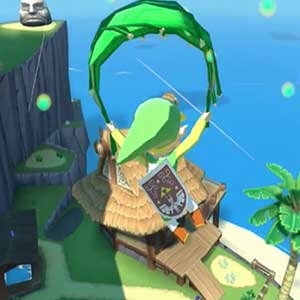 The Legend of Zelda The Wind Waker HD Wii U Gameplay