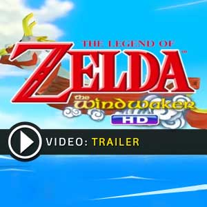 Legend of Zelda The Wind Waker HD Nintendo Wii U Digital Download und Box Edition