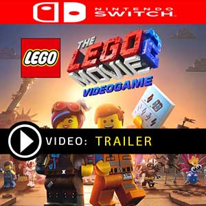 The LEGO Movie 2 Videogame Nintendo Switch Digital Download und Box Edition