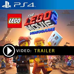 The LEGO Movie 2 Videogame PS4 Digital Download und Box Edition