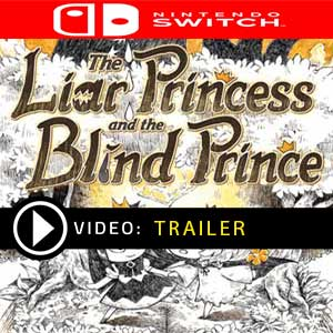 The Liar Princess and the Blind Prince Nintendo Switch Digital Download und Box Edition