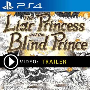 The Liar Princess and the Blind Prince PS4 Digital Download und Box Edition